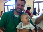 Eli and Dad