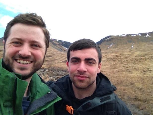 Hiking Beinn Dorain