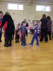 Eli Dancing 2